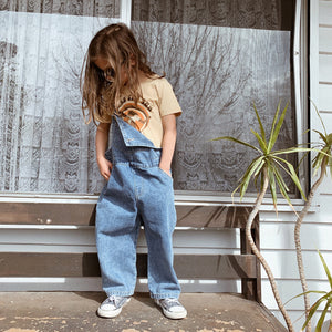 Teen Spirit Denim Overall