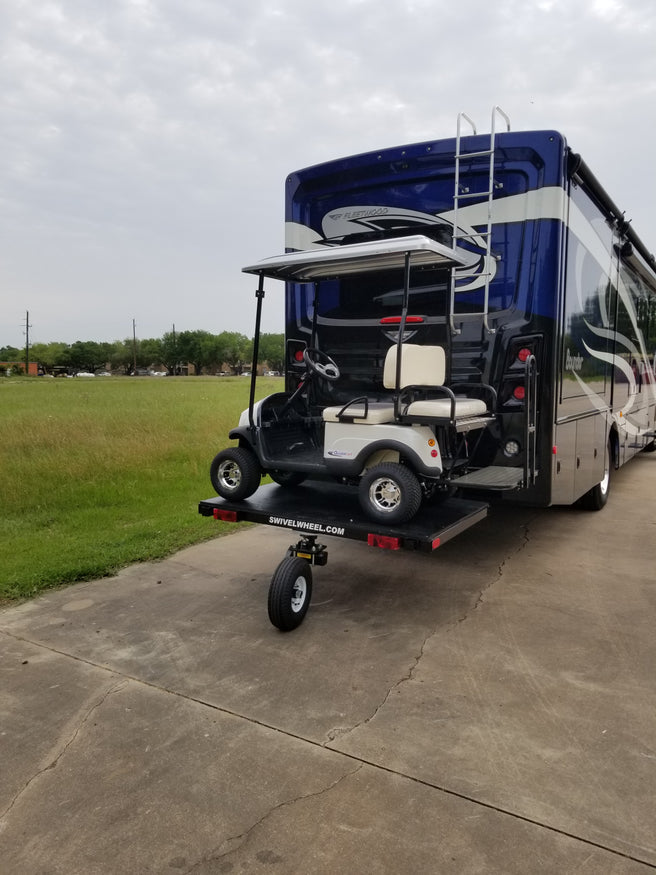 Quickie Mini Golf Cart, Mini Golf Cart, Golf Cart, Swivelwheel Hauler, Swivelwheel Carrier, Swivelwheel, Swivelwheel 46, Golf Cart, Mini Golf Cart Hauler, Mini Golf Cart Carrier,