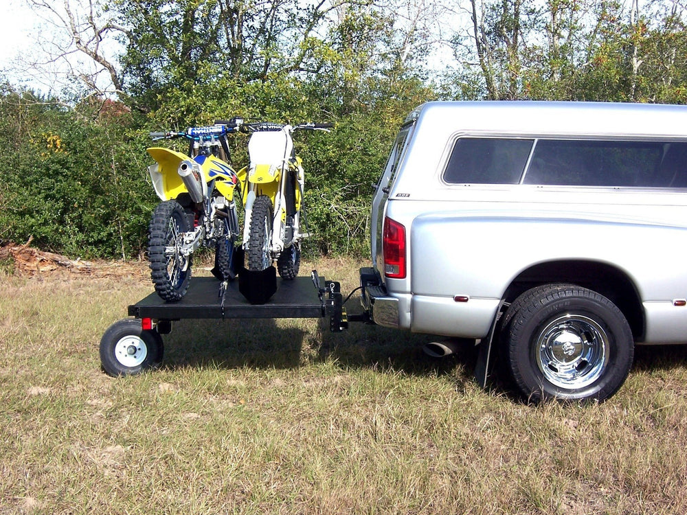 Swivelwheel Transport System Carrier Hauler Motorcycles Scooters
