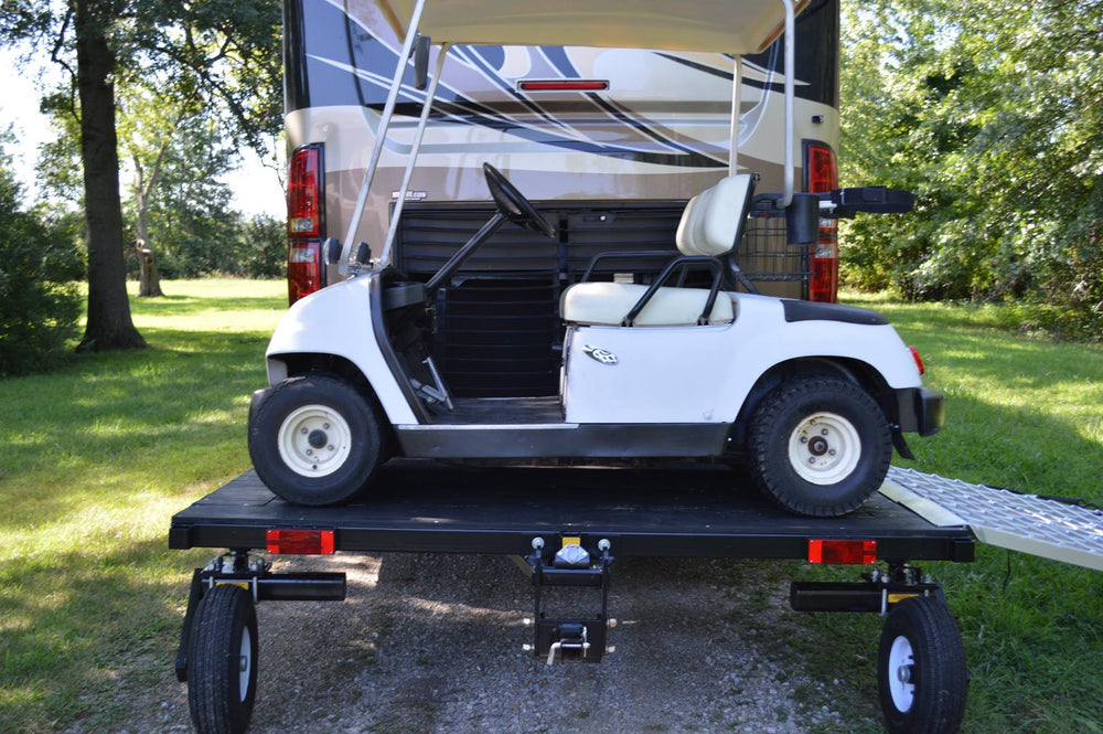 Swivelwheel Dw58 Tandem Tow Carrier Hauler Transport System Fastmaster Products