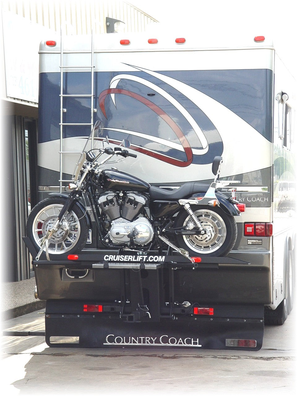 Cruiserlift Rv Motorcycle Lift Fastmaster Products