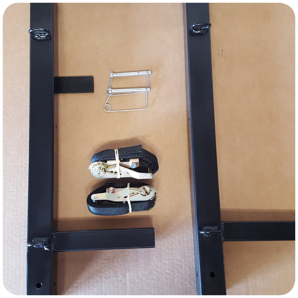 Ramp Holders for Swivelwheel Transport System