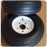 Spare tire for Swivelwheel Transport Systems