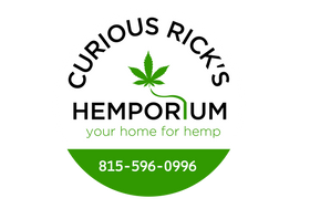 Curious Rick's Hemporium - Your CBD Outlet