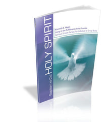 Holy Spirit - Volume 1:  Baptism In The Holy Spirit (Book)