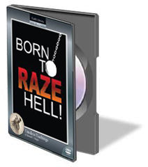 Born To Raze Hell! 1 DVD