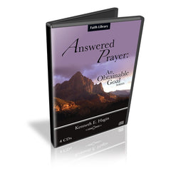 Answered Prayer: An Obtainable Goal Series (CD)