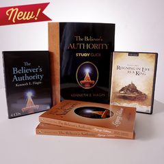 The Believer's Authority Curriculum (Books and CDs) - New Release