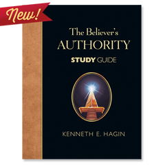 The Believer's Authority Study Guide (Book) - New Release