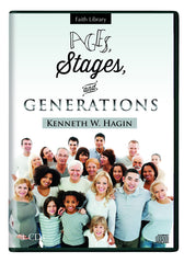 Ages, Stages, and Generations (CD) - New Release