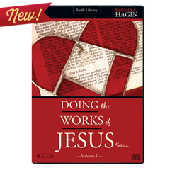 Doing the Works of Jesus Series—Volume 1 (4 CD)