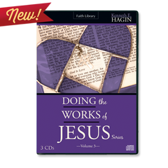 Doing the Works of Jesus Series—Volume 3 (3 CDs) - New Release