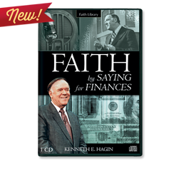 Faith by Saying for Finances (1 CD) - New Release