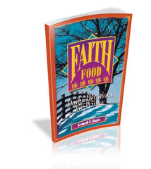 Faith Food: Daily Devotions For Winter (Book)