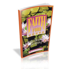 Faith Food: Daily Devotions For Spring (Book)