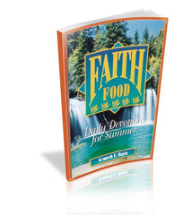Faith Food: Daily Devotions For Summer (Book)