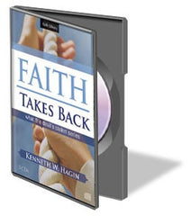 Faith Takes Back What The Devil's Stolen Series (CD)