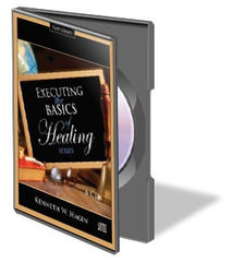 Executing The Basics Of Healing Series (CD)