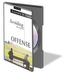 Avoiding The Trap Of Offense Series (CD)