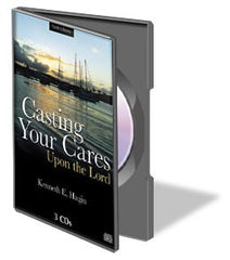 Casting Your Cares Upon The Lord (CD)