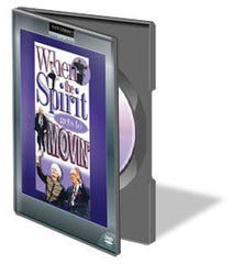 When The Spirit Gets To Movin' (DVD)