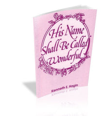 His Name Shall Be Called Wonderful (Book)
