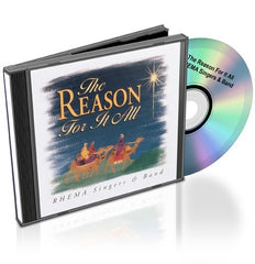 The Reason For It All (CD)