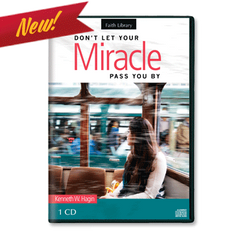 Don't Let Your Miracle Pass You By (1 CD) - New Release