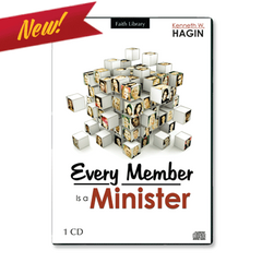 Every Member Is a Minister (1 CD) - New Release!