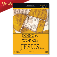 Doing the Works of Jesus Series—Volume 4 (3 CDs) - New Release