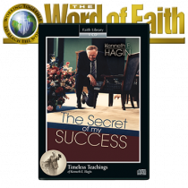 The Secret of My Success (1 CD) *Word of Faith Offer