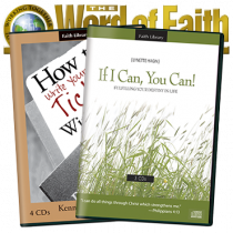 You Can Get it! Package (7 CDS) *Word of Faith Offer