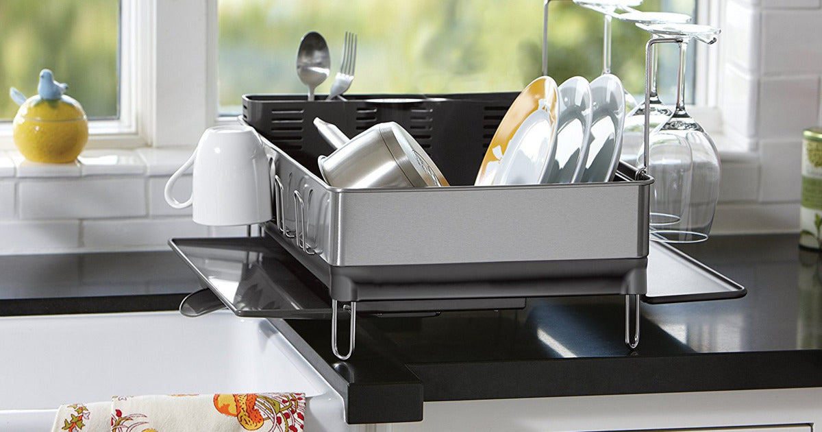 The Best Dish Racks on Amazon, According to Hyperenthusiastic Reviewers