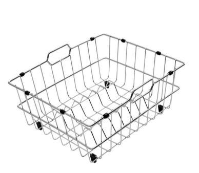 Abey Stainless Steel Dish Rack (Basket) with Square Corners - DR007