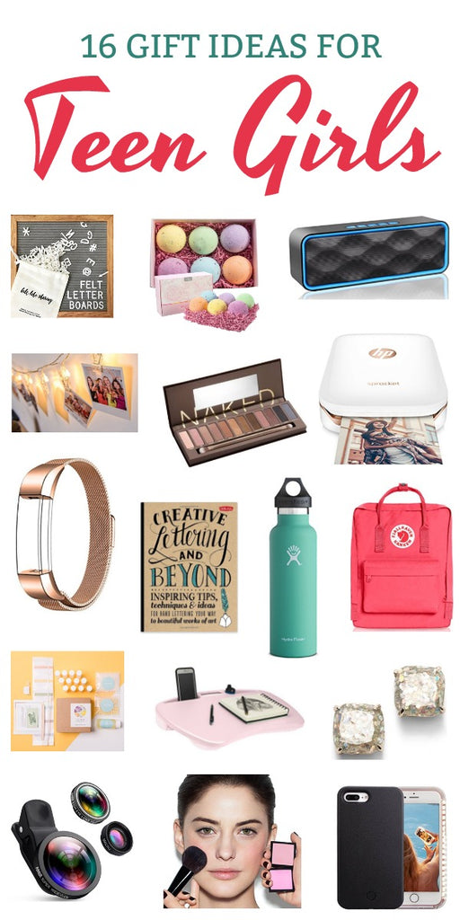 Best Gifts for Teen Girl