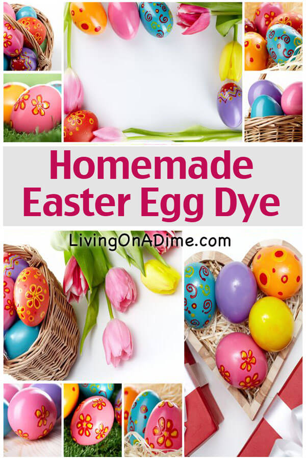 In this post, you'll find great ideas and easy instructions for decorating Easter eggs including the traditional method, natural Easter egg dyes and other creative decorating suggestions.