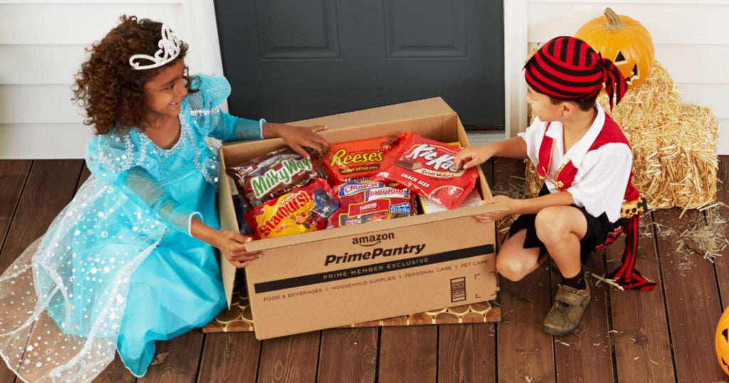 10 Popular Amazon Prime Pantry Items (+ $10 Off $40 Order & Extra Coupon Savings!)