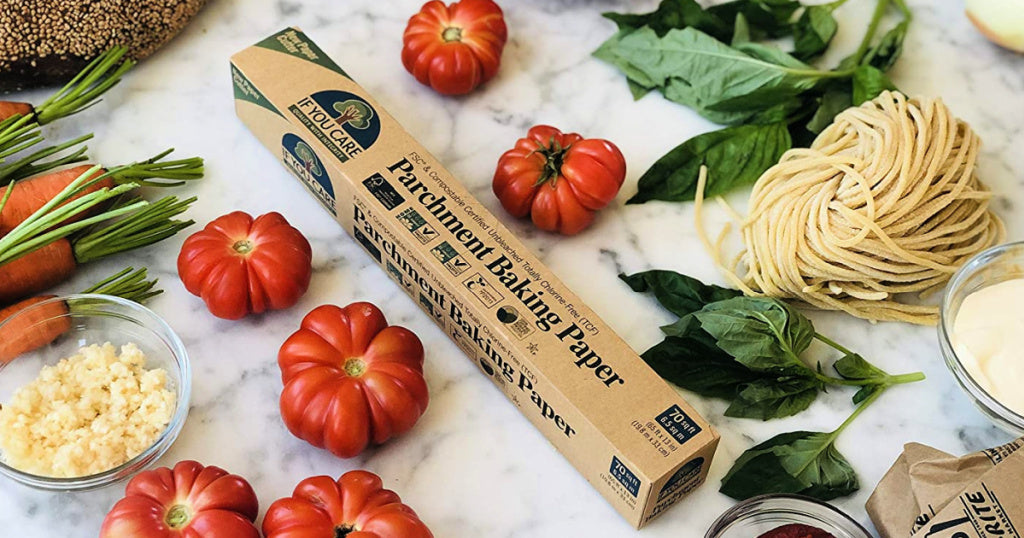 Parchment Paper Roll Only $4 Shipped on Amazon | For Baking, Sheet Pan Meals & More