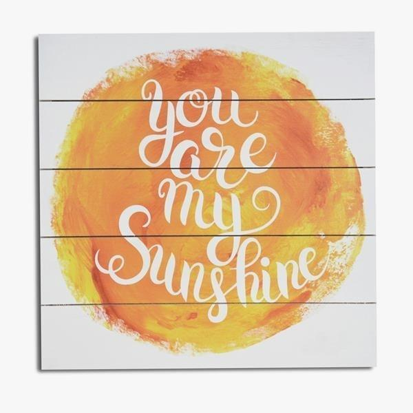Inspiring You Are My Sunshine Picture