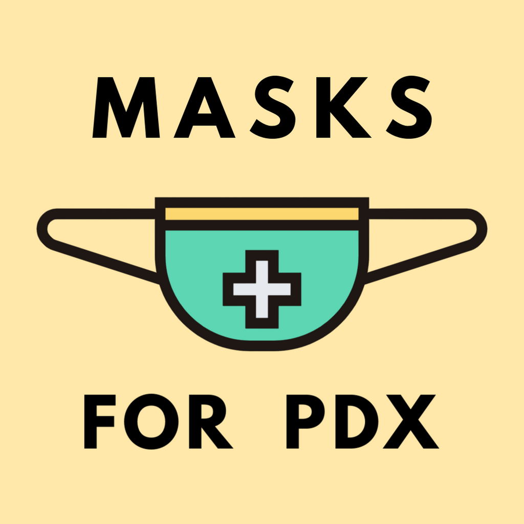 Masks for PDX: Can you sew masks for local nurses? (cloth mask patterns and instructions)