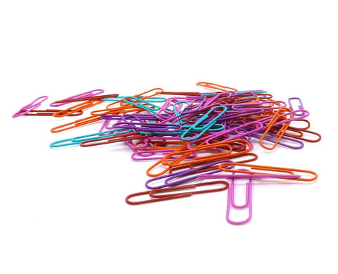 80ct 50mm Paper Clips