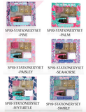 SIMPLY SOUTHERN WEEKLY STATIONERY SET