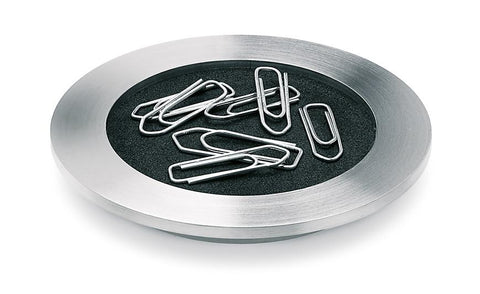 Stainless Steel Paper Clip Holder