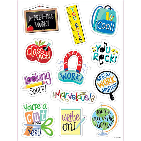 #13439 STUDENT REWARDS STICKERS
