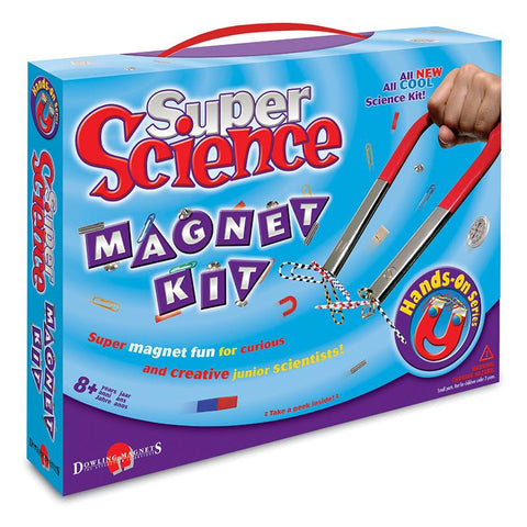 #15002 SUPER SCIENCE MAGNET KIT GR 3 & UP