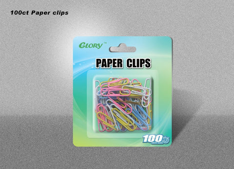 "1"" Paper Clips (Case of 250)"