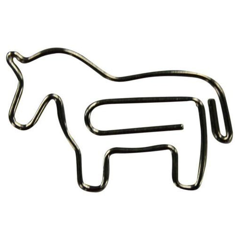 Horse Shaped Paper Clips