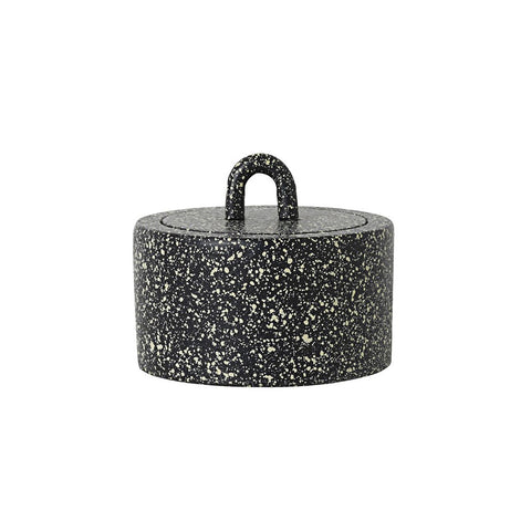 Ferm Living Buckle Jar - Spotted