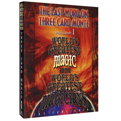 The Last Word on Three Card Monte Vol. 1 (World's Greatest Magic) by L&L Publishing video DOWNLOAD