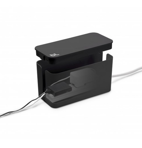 BlueLounge Cablebox Mini Black